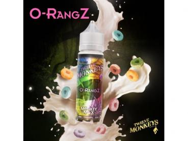Twelve Monkeys O-Rangz 50 ml